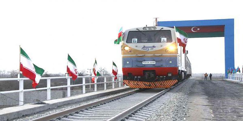 مسیر قطار تهران آنکارا