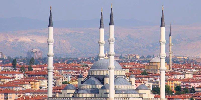 آنکارای ترکیه