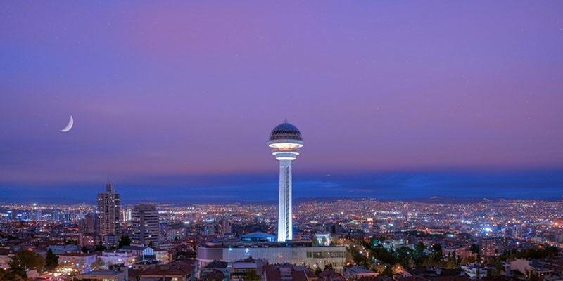 برج آتاکوله آنکارا