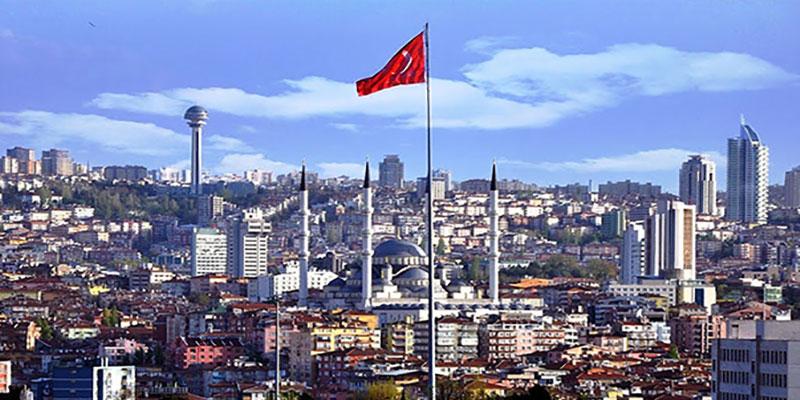 دسترسی به برج آتاکوله ترکیه، آنکارا