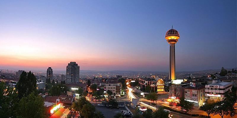 آنکارا؛ پایتخت ترکیه