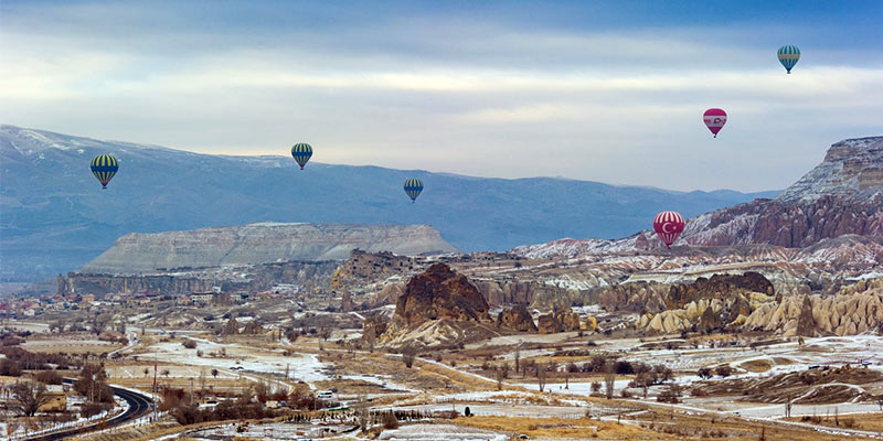 آنکارا شهر بزرگ ترکیه
