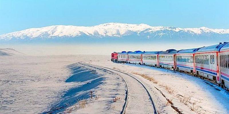بهترین مسیر قطار تهران به آنکارا