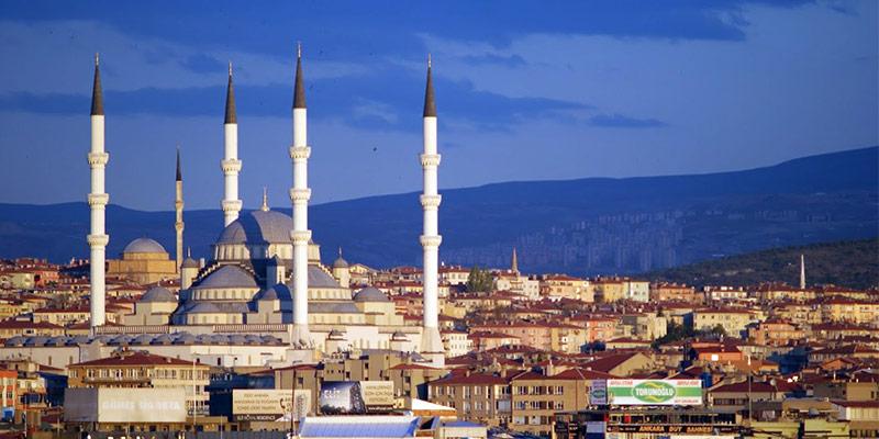 آنکارا ترکیه مناطق دیدنی