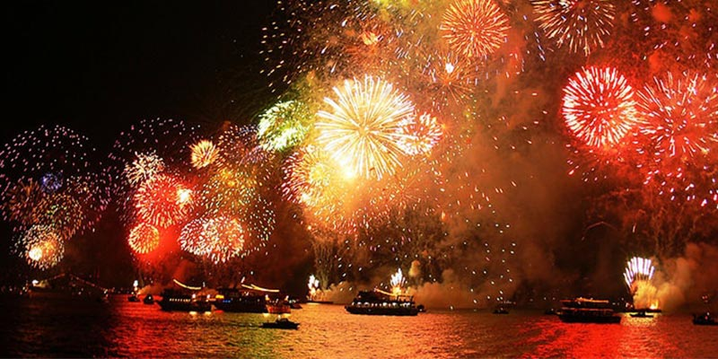 جشنواره زمستانه در آنکارا