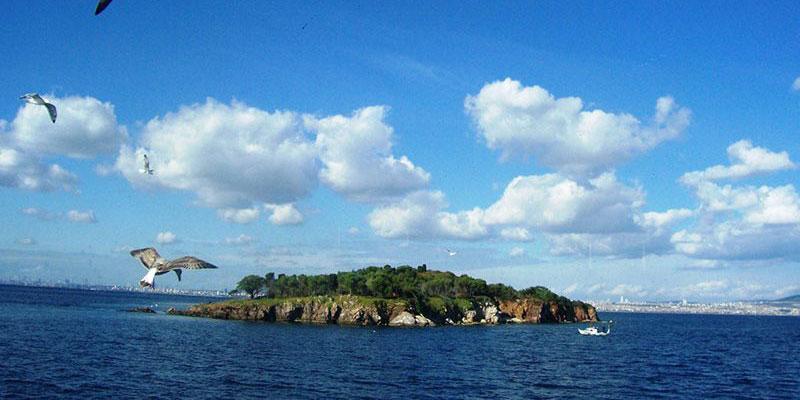 سفر به جزایر پرنس استانبول