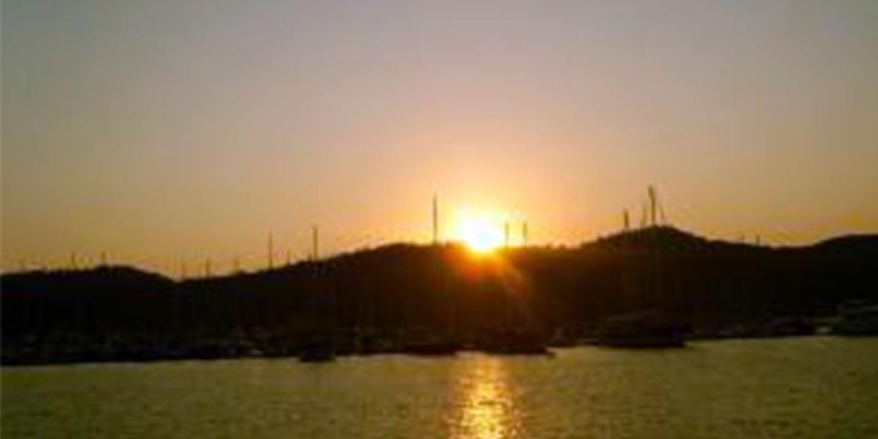 شب های دل انگیز دریاچه گولباشی