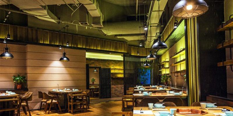 رستوران در مرکز خرید کنت پارک آنکارا