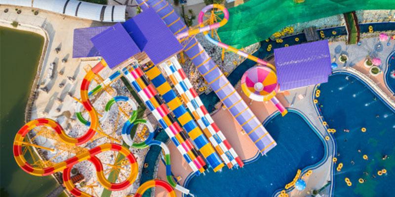 • پارک آبی آتلانتیک کارتالتپ در آنکارا