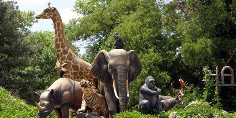 باغ وحش آتاتورک آنکارا