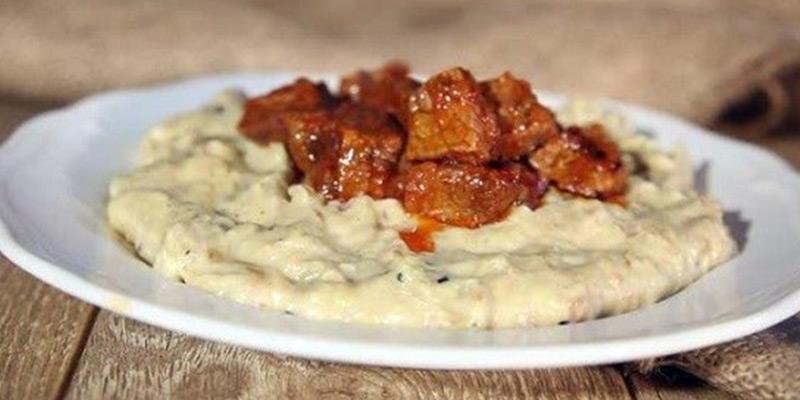 هونکار بیندی، یکی دیگر از لذیذترین غذاهای ترکیه