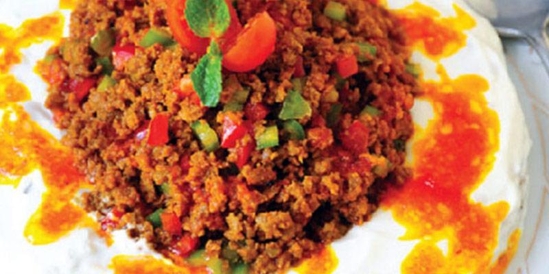 کباب علی نازیک٬ خوشمز ترین غذای ترکیه