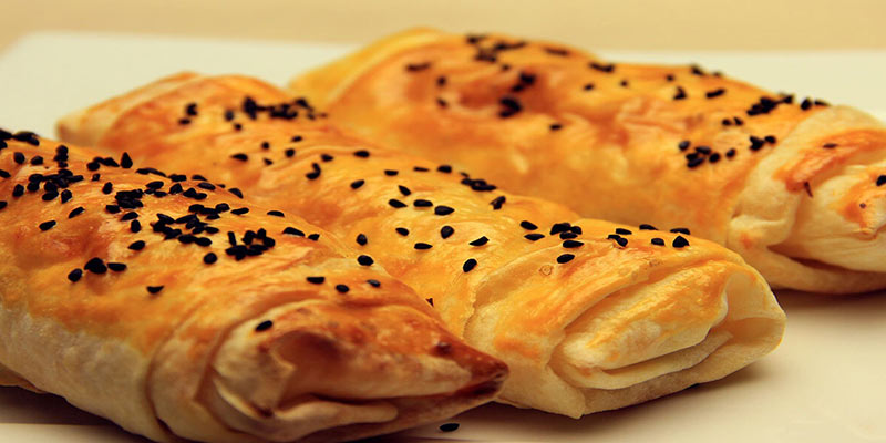 بورک ترکیه خوشمزه ترین غذای ترکیه