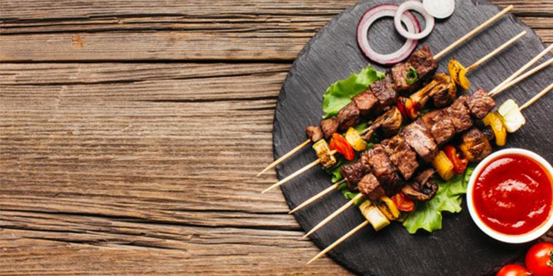 شیش کباب، بهترین غذای ترکیه