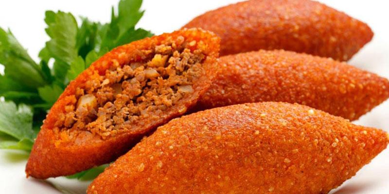 ایچلی کوفته خوشمزه ترین غذای ترکی