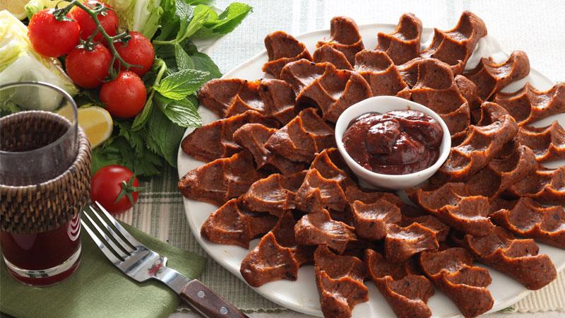 کوفته خام، یکی دیگر از خوشمزه ترین غذاهای ترکیه