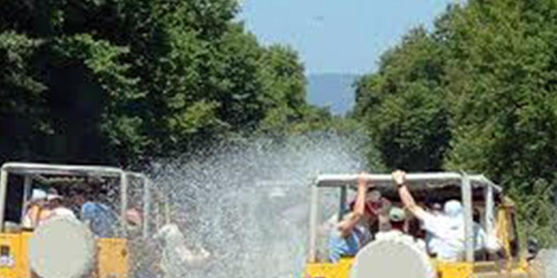 تفریح شادی آور با آفرود در آنتالیا