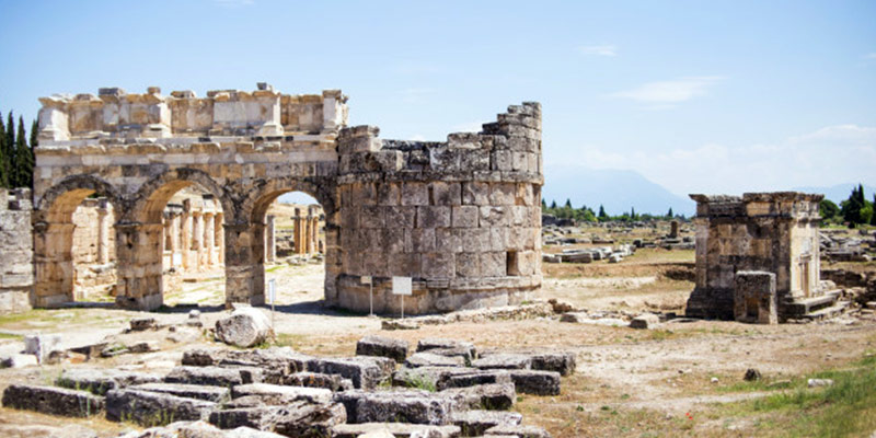 اولوس یکی از مناطق تاریخی آنکارا