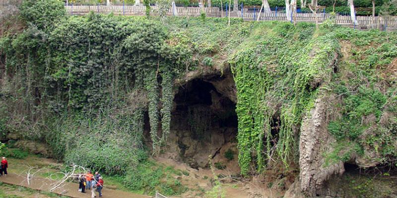 آبشارهای ماناوگات در آنتالیا