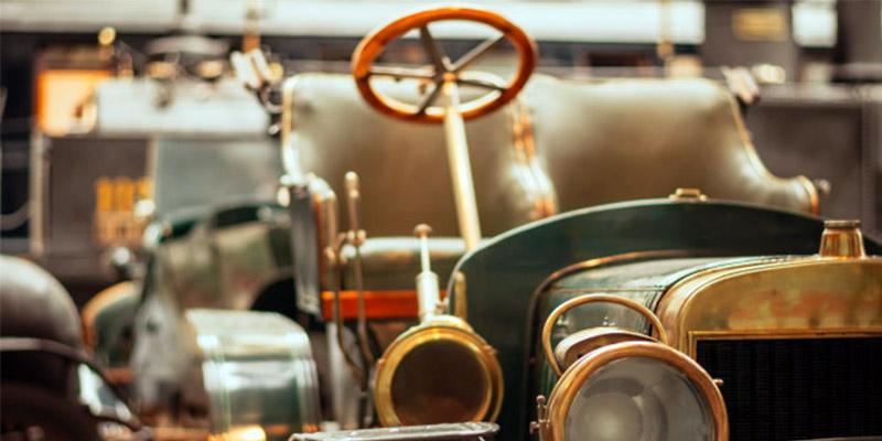 ماشینهای کلاسیک در آنکارا