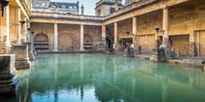 حمام رومی آنکارا در کشور ترکیه