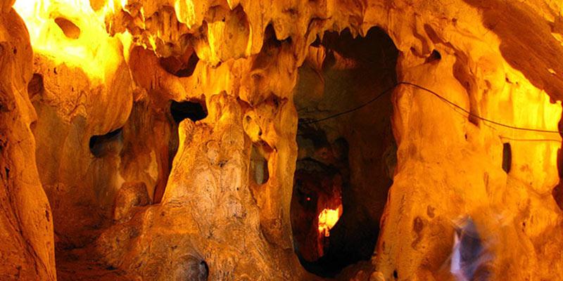 غار کارائین آنتالیا، مهم ترین مکان دیدنی