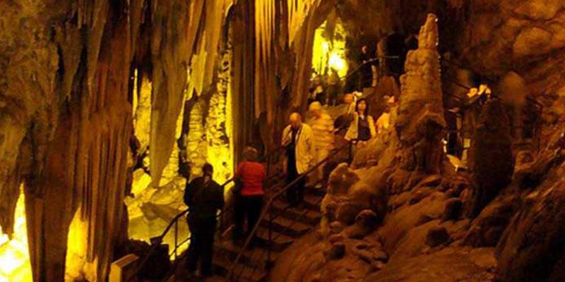 بهترین جای دیدنی ؛ غار کارائین آنتالیا