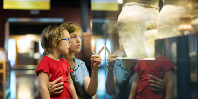 در موزه باستان شناسی با خدایان یونان آشنا شوید