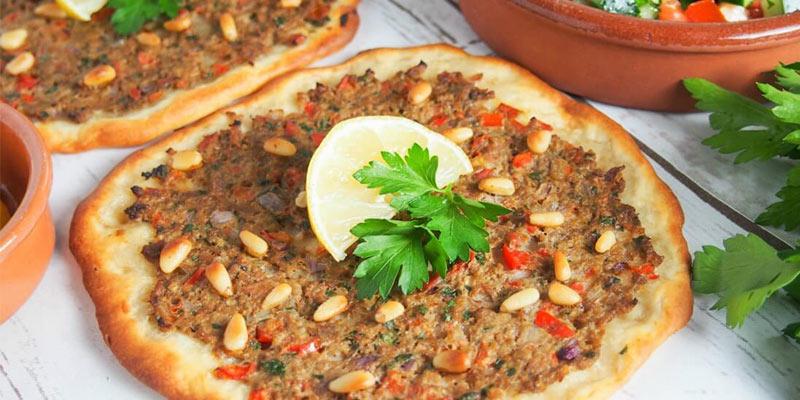 لاهماجون، خوشمزه ترین غذای خمیری ترکیه