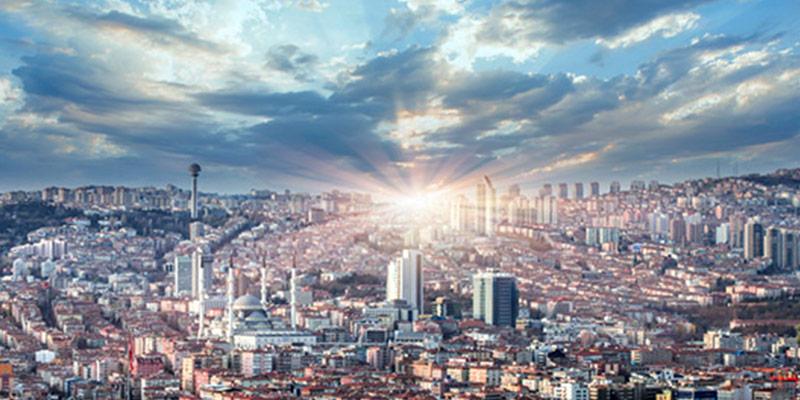 آنکارا پایتخت ترکیه