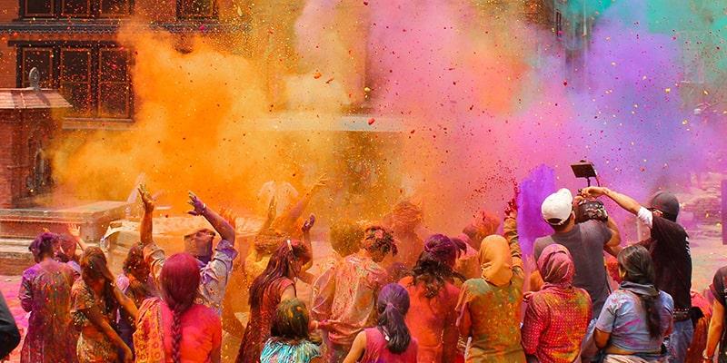 فستیوال بین المللی رنگ