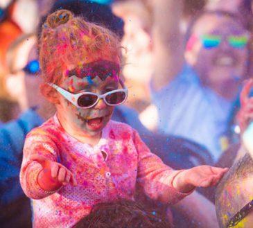 فستیوال رنگ آنتالیا