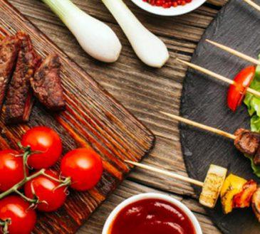 غذاهای مدرن با گوشت در ترکیه