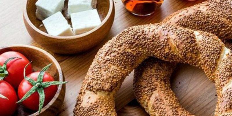 نان سیمیت ترکیه