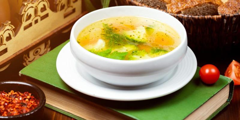 سوپ بادام٬ طعم متفاوت از سوپ