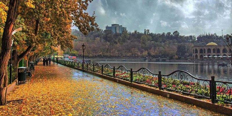 جاذبه های دیدنی آنتالیا در فصل پاییز