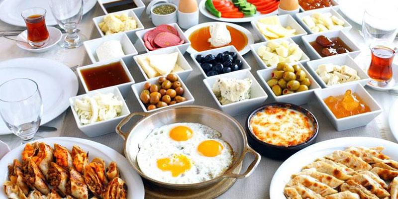 رستوران های ایرانی آنتالیا