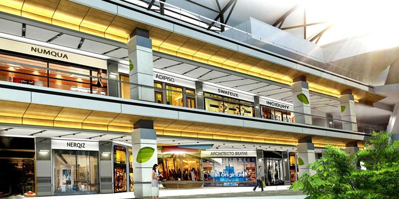 مرکز خرید و خوراکی آنتالیا