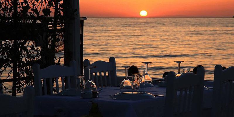 بهترین . لوکس ترین رستوران ساحلی آنتالیا
