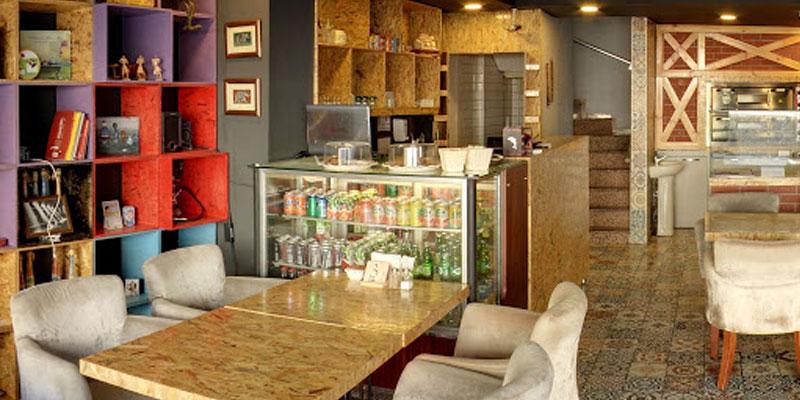 سف، متفاوت ترین رستوران گیاهی در آنتالیا