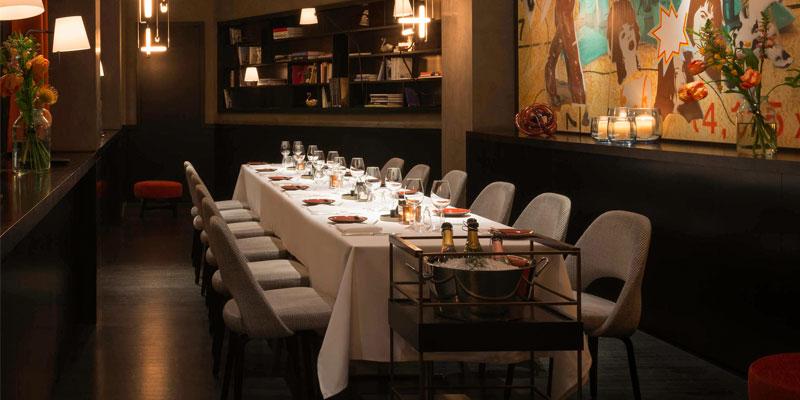 معروف ترین رستوران در آنتالیا