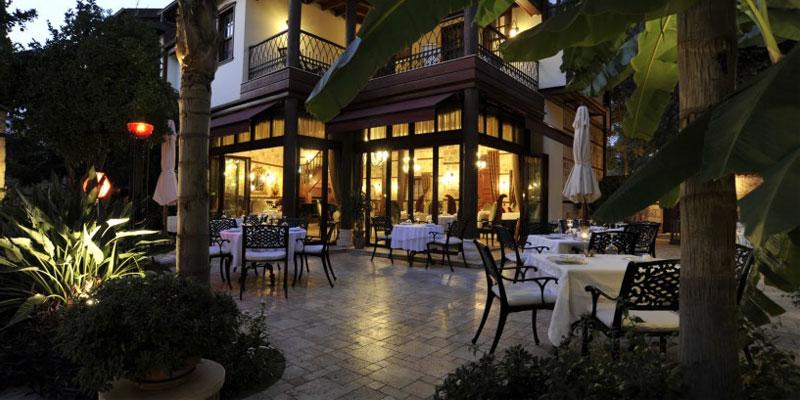 رستوران های گیاهی آنتالیای ترکیه