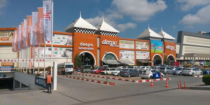 مرکز خرید آنتالیا