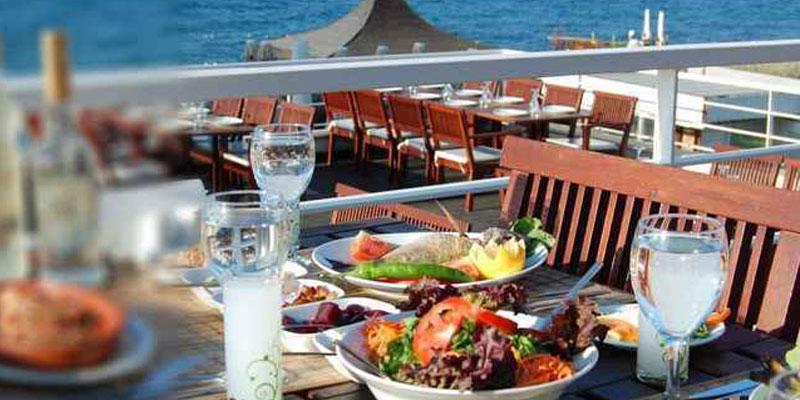 رستوران و کافه های تاریخی آنتالیا