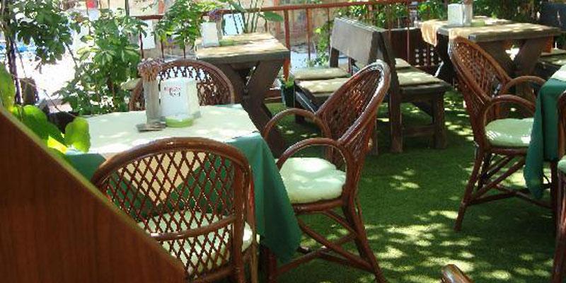 کافه لل آنتالیا
