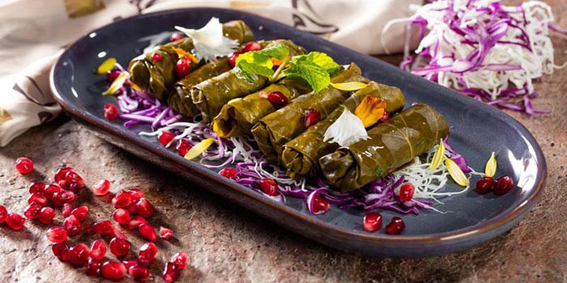 خوشمزه ترین پیش غذاهای ترکی در رستوران 7 مهمت آنتالیا