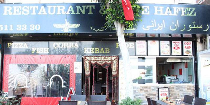رستوران ایرانی در آنتالیا