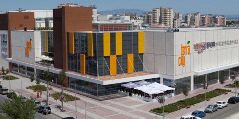 مرکز خرید رفاهی آنتالیا
