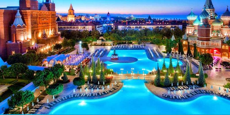آنتالیا، شهر ساحلی ترکیه