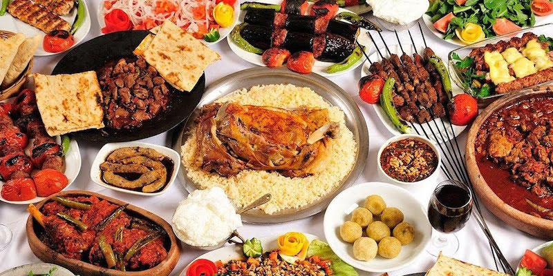 بهترین غذای ایرانی در آنتالیا